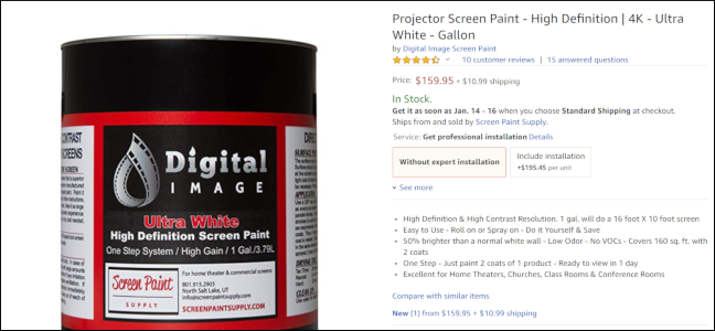 Do You Need a Projector Screen In Your Home Theater?