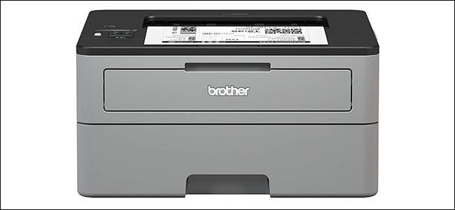 Brother Laser Printer model HL-L2350DW