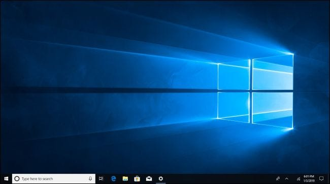 Support for Windows 7 will end one year from today