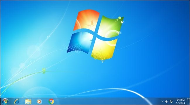 Windows 7 Update Support Ends One Year From Today