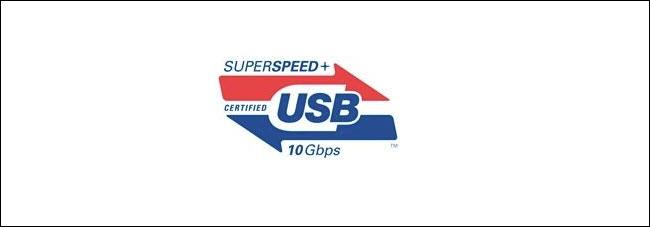 USB logo.