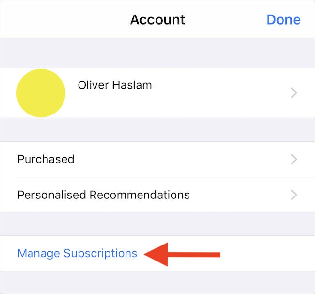 How to Cancel App Subscriptions on iPhone or iPad