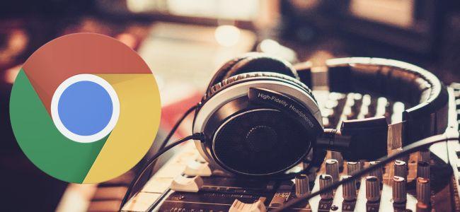 recording studio control desk