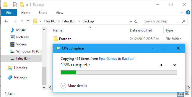 Disk Launcher Fortnite How To Move Fortnite To Another Folder Drive Or Pc