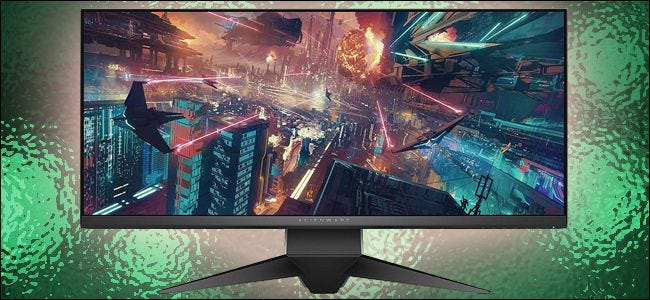 Gaming monitors come with the fastest refresh rates.