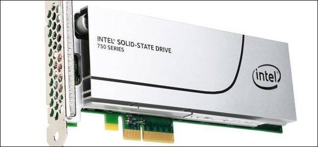 Intel 750 Series PCIe SSD