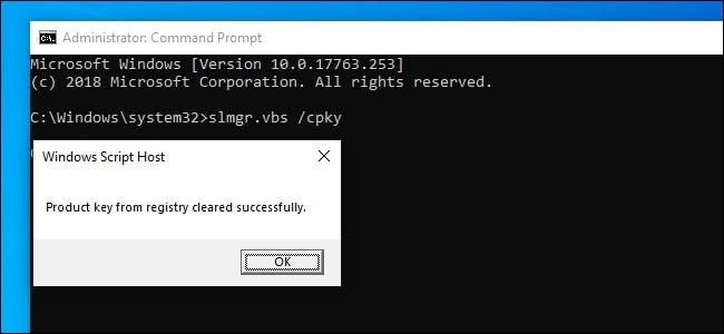 How to Transfer a Windows 10 License to Another Computer