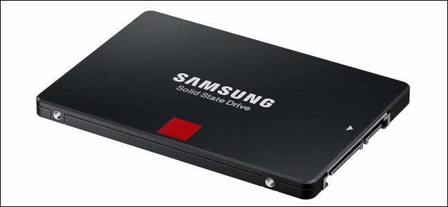 Samsung 860 PRO SATA SSD