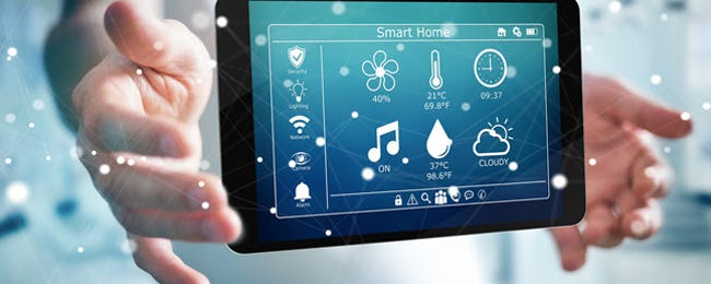 What is a Smarthome?