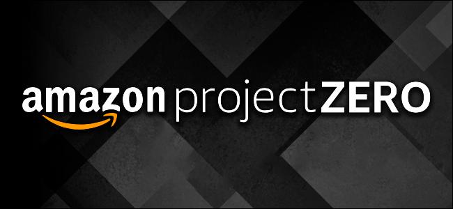 The Amazon Project Zero logo