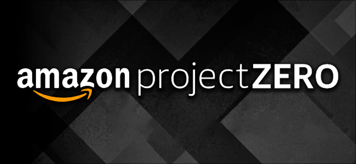 The Amazon Project Zero logo