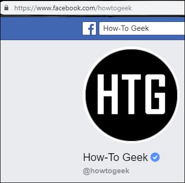 Howto Geek Facebook