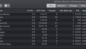 Which Processes Can You Safely Quit in Activity Monitor on a Mac?