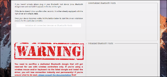 ScpToolkit Bluetooth support