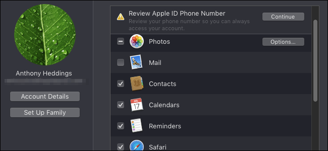 Set Up Icloud For Mac