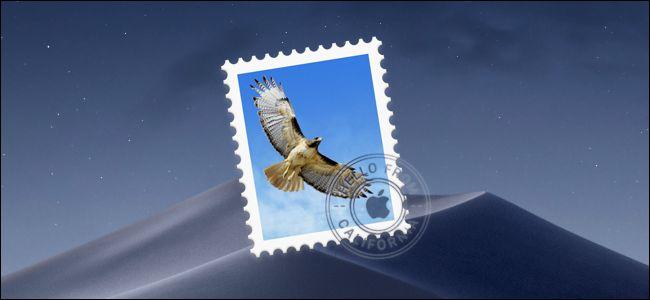 MacOS Mail logo