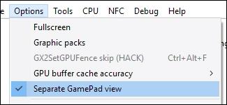 cemu gamepad view