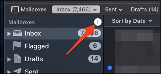 macOS Mail add new mailbox