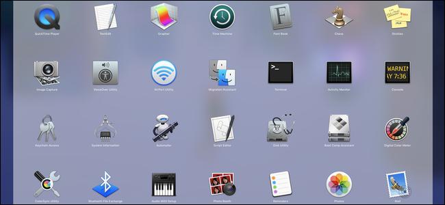 MacOS applications