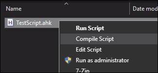 compile autohotkey script
