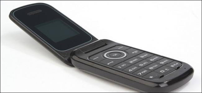 Flip phone