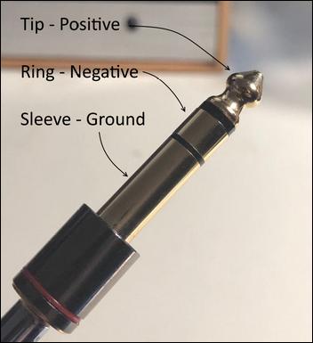TRS Phone Plug