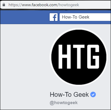 Howto Geek Facebook
