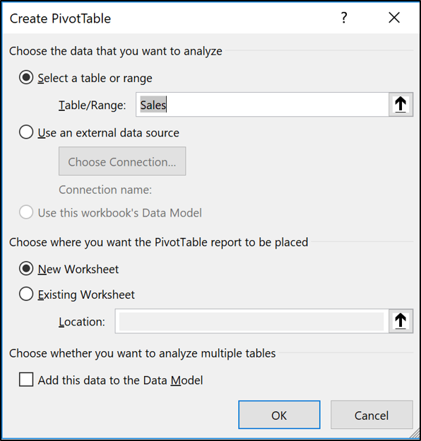 How to Calculate Percentage Change with Pivot Tables in Excel