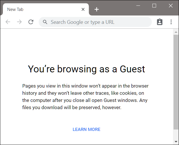 How to Browse as a Guest in Chrome and on a Chromebook