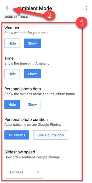 How to Use Your Google Home Hub as a Digital Photo Frame