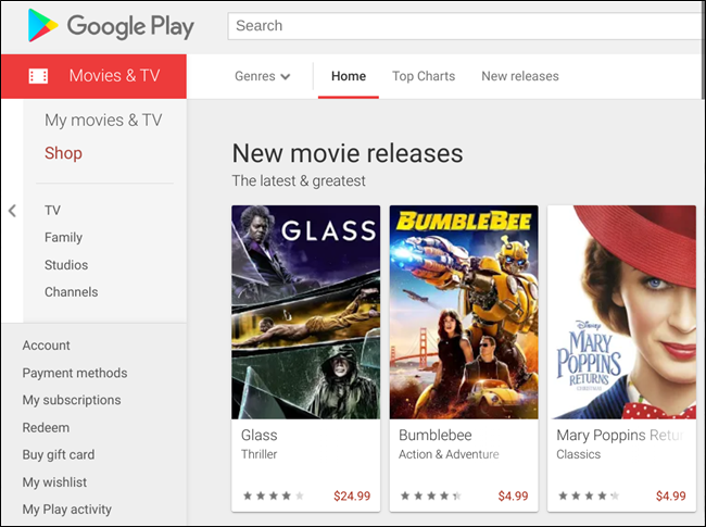 How to Use Google Play Movies for Chrome and Chrome OS