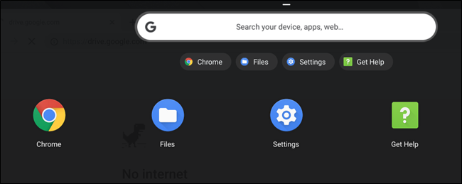 Chromebook Guest mode is limited to very few apps and settings