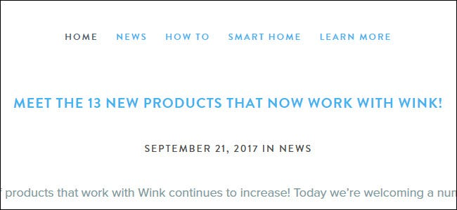 Why We Can't Recommend Wink Hubs Anymore