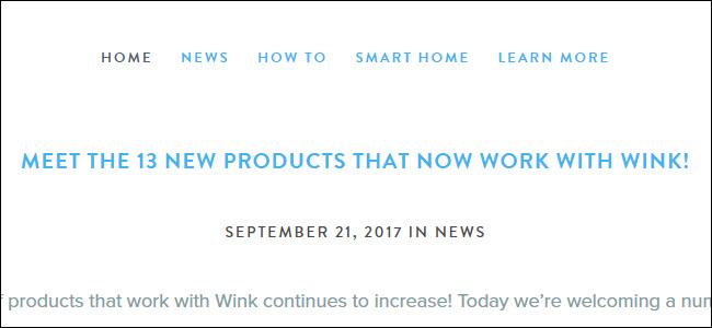 Wink News from September 2017
