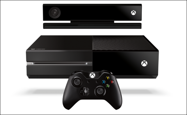 Original Xbox One with Kinect and Controller