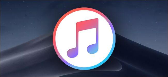 MacOS iTunes logo