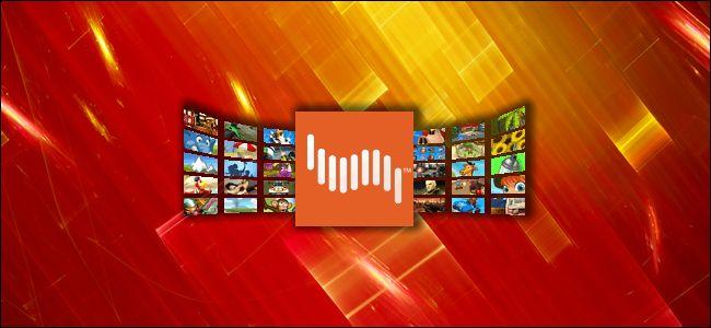 Adobe Shockwave background and logo