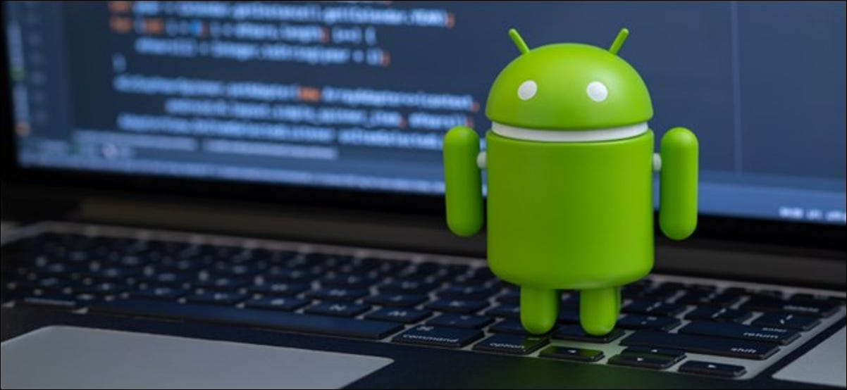 Android on a keyboard