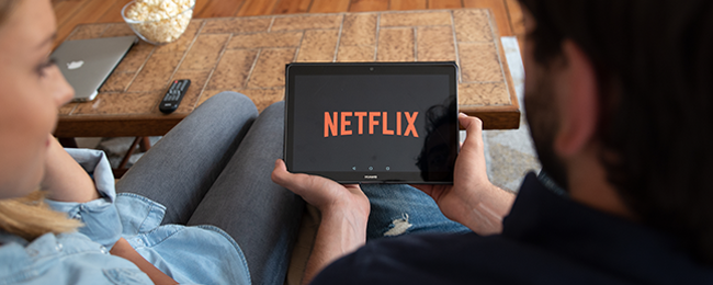 Why Netflix Doesn't Care If You Share Your Account