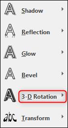 Rotación 3-D