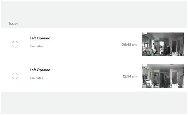 Vídeos de notificación de la aplicación Wyze