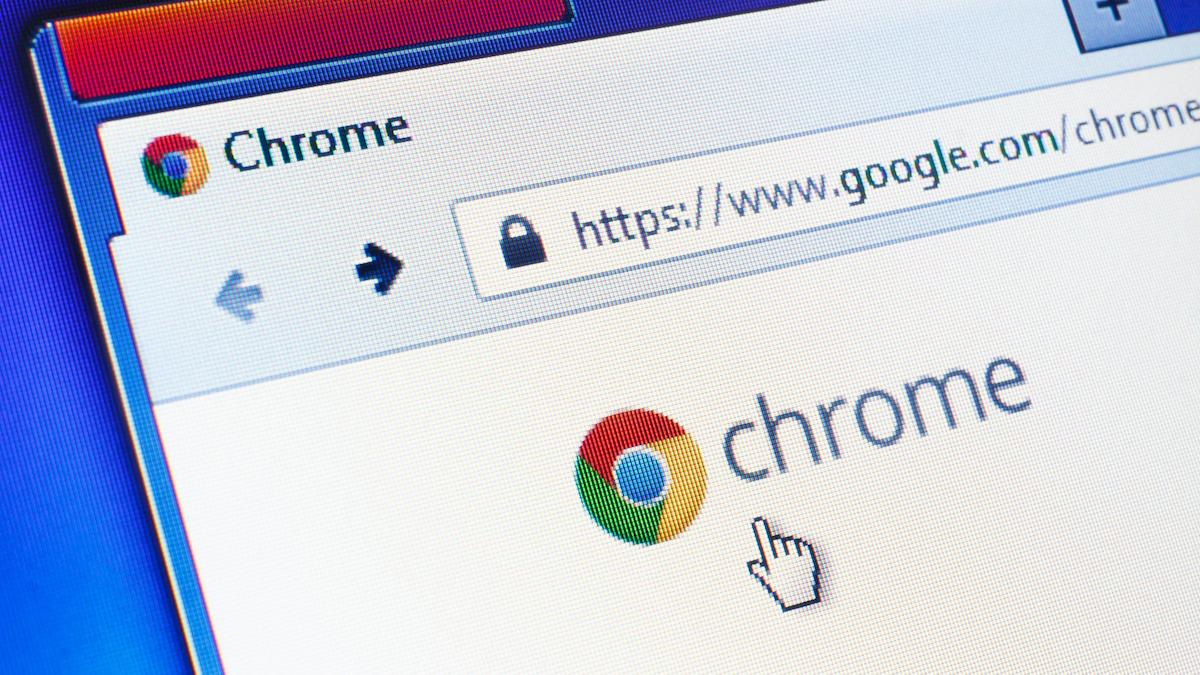Google Chrome desktop download page