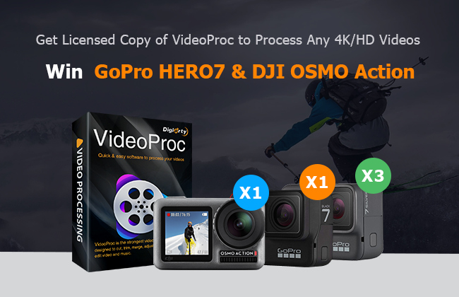Get Free VideoProc for GPU Accelerated Video Processing and More [Sponsored]