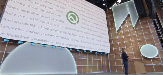 Android Q at Google I/O 2019