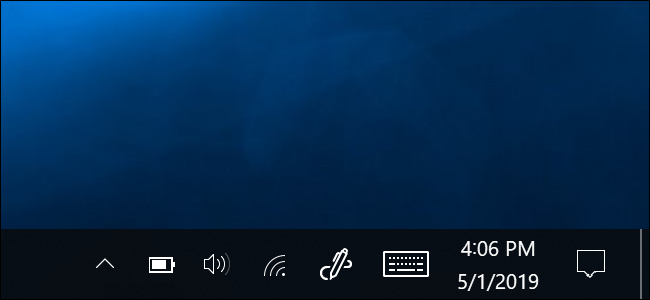 How to Restore a Missing Battery Icon on Windows 10\u0027s Taskbar