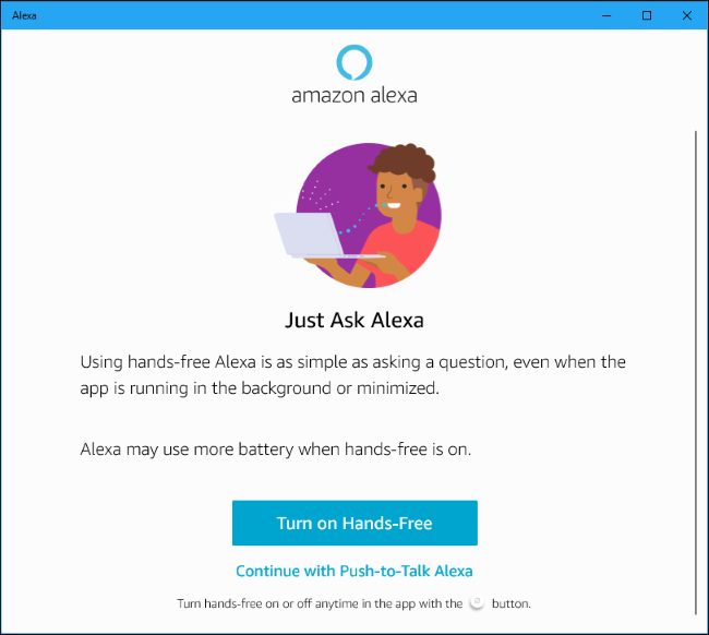 Free Download: Use Alexa Hands-Free on Any PC