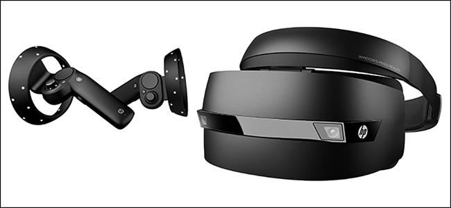 HP VR1000-100 VR headset