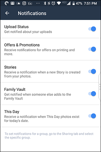 Amazon will try to send you a ton of notifications if you let them.