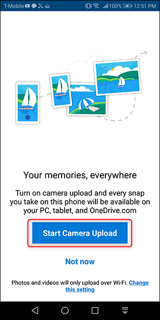 How to Back Up Android Photos and Videos to the Cloud