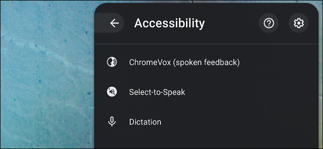 Chromebook Accessibility Features Hero Image